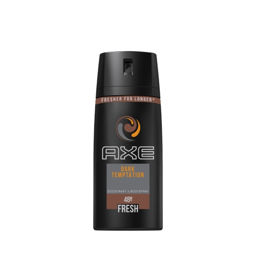 Axe Deodorant Dark Temptation Chocolate 160 Ml