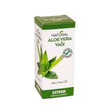 Extrem Natural Aloevera Yağı 50 Ml