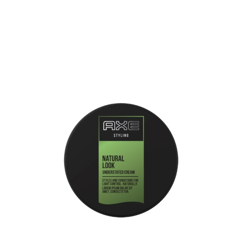Axe Styling Natural Look Wax / Paste 75 Ml
