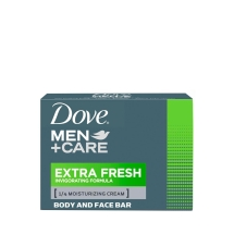 Dove Men Cream Bar Extra Fresh 90 Gr