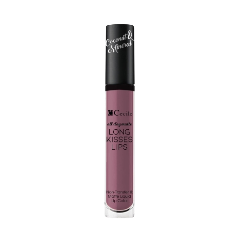 Cecile All Day Matte Long Kisses Lk08 Lipgloss
