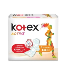 Kotex Active Normal 8 Li