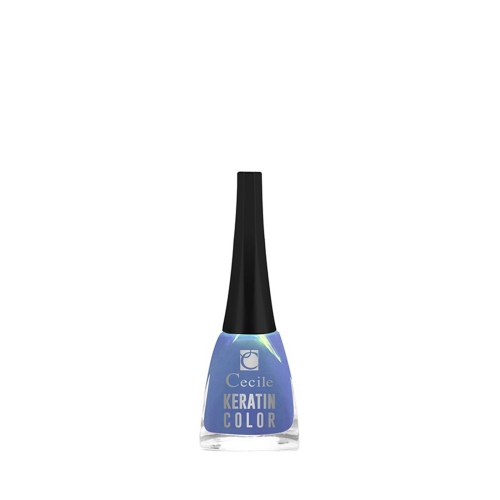 Cecile Keratin Summer Nail Color 03 World Of Blue