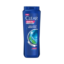 Clear Men Cool Sport Menthol Şampuan 600 Ml