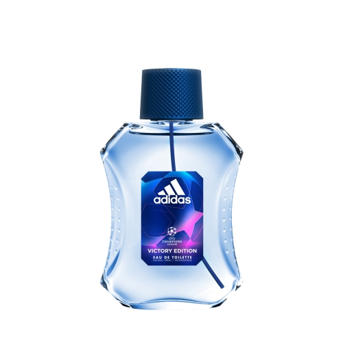 Adidas Uefa Victory Edition Natural Spray Edt 100 Ml